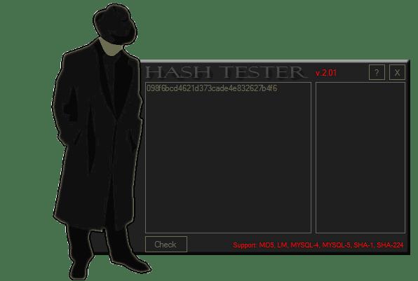 Hash Tester v2.01